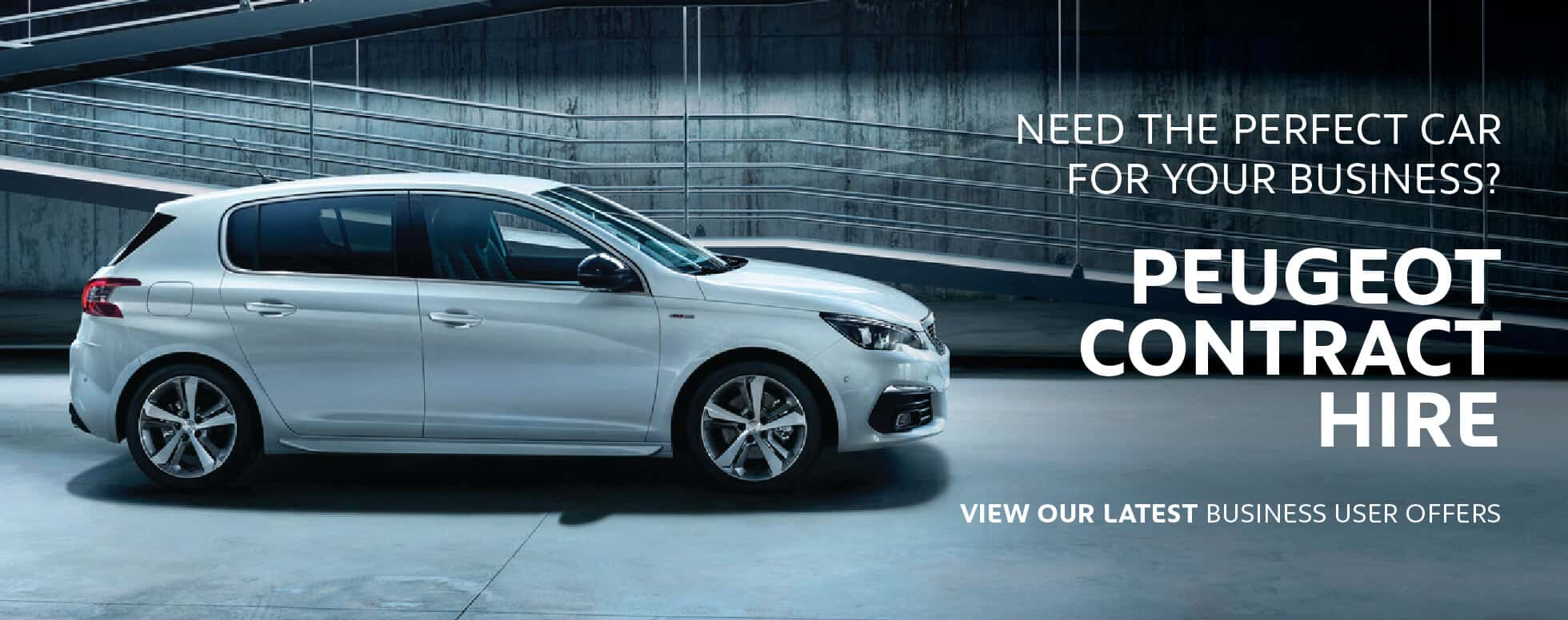 Peugeot Contract Hire BB