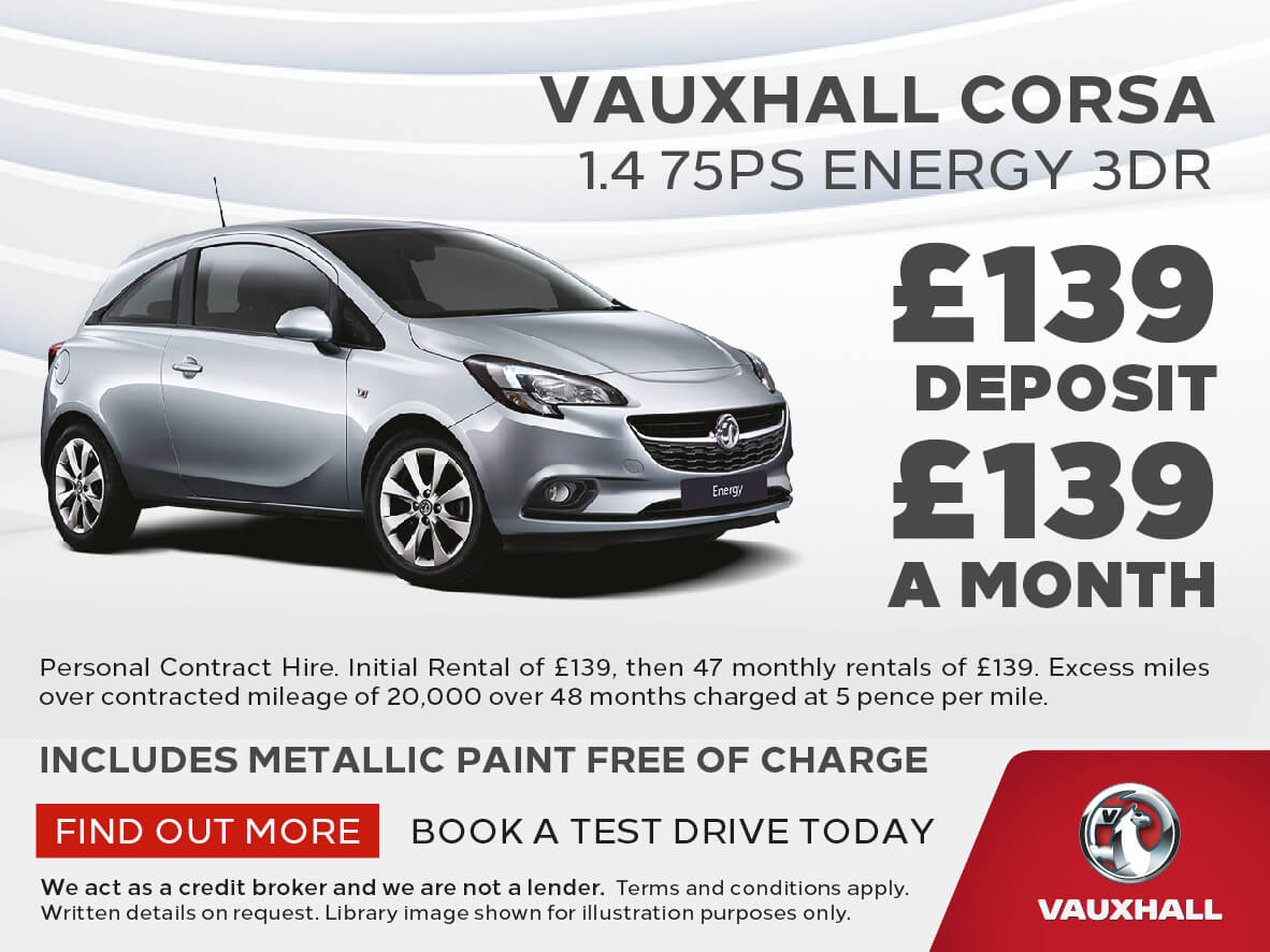 Vauxhall Keighley Vauxhall Dealers In Keighley Bristol