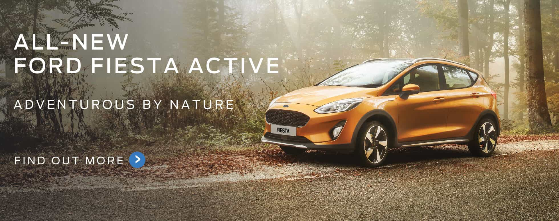 All-New Ford Fiesta Active BB