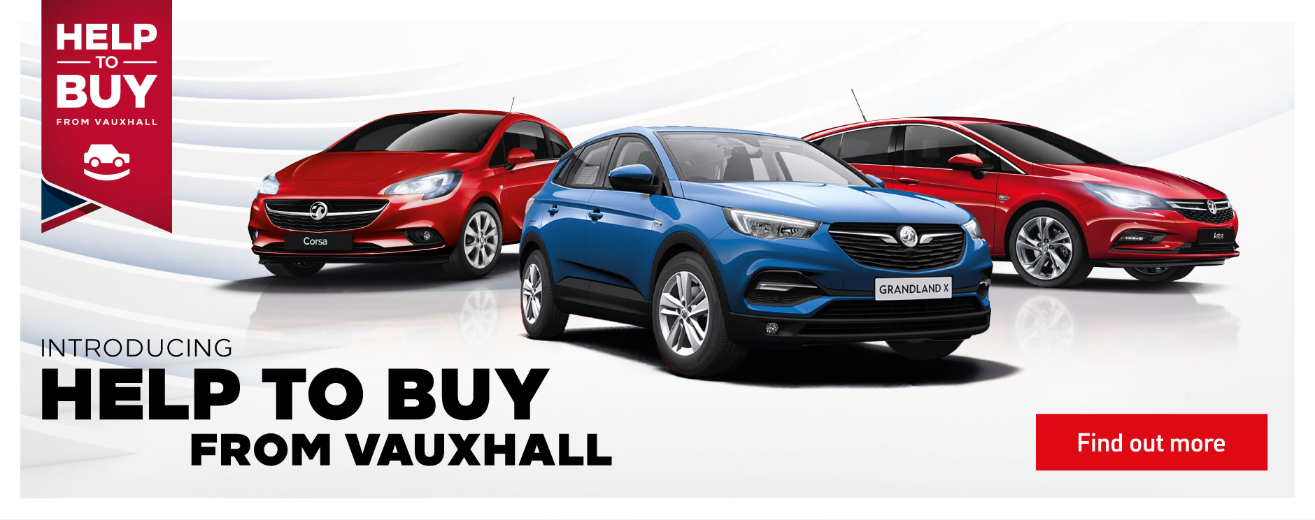 Vauxhall Help to Buy