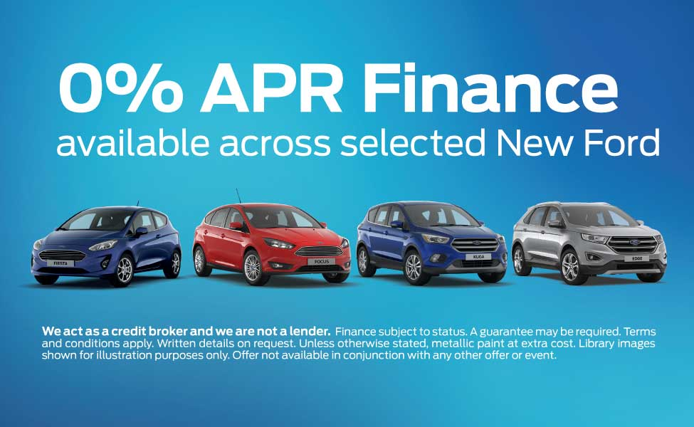 Ford 0% APR Finance
