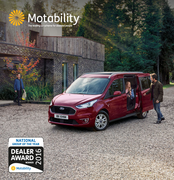Ford Motability Why Choose Us