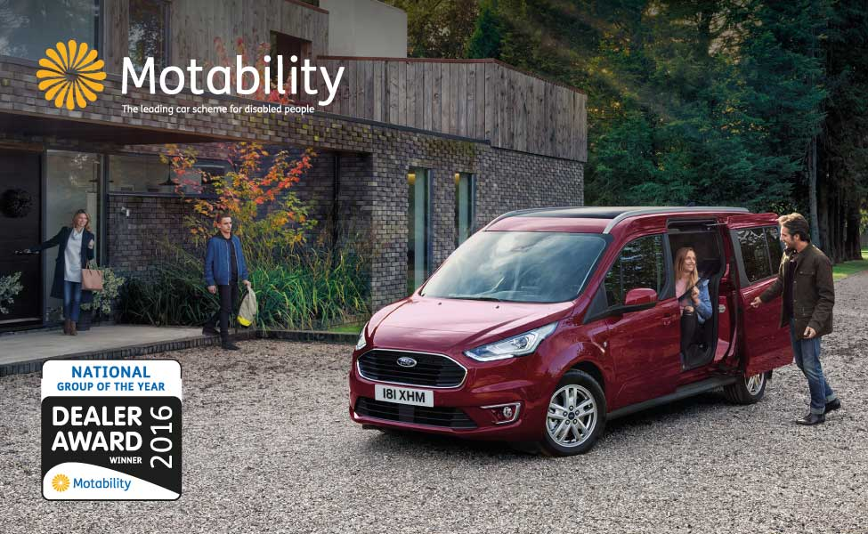 Ford Motability Why Choose Us - BSM