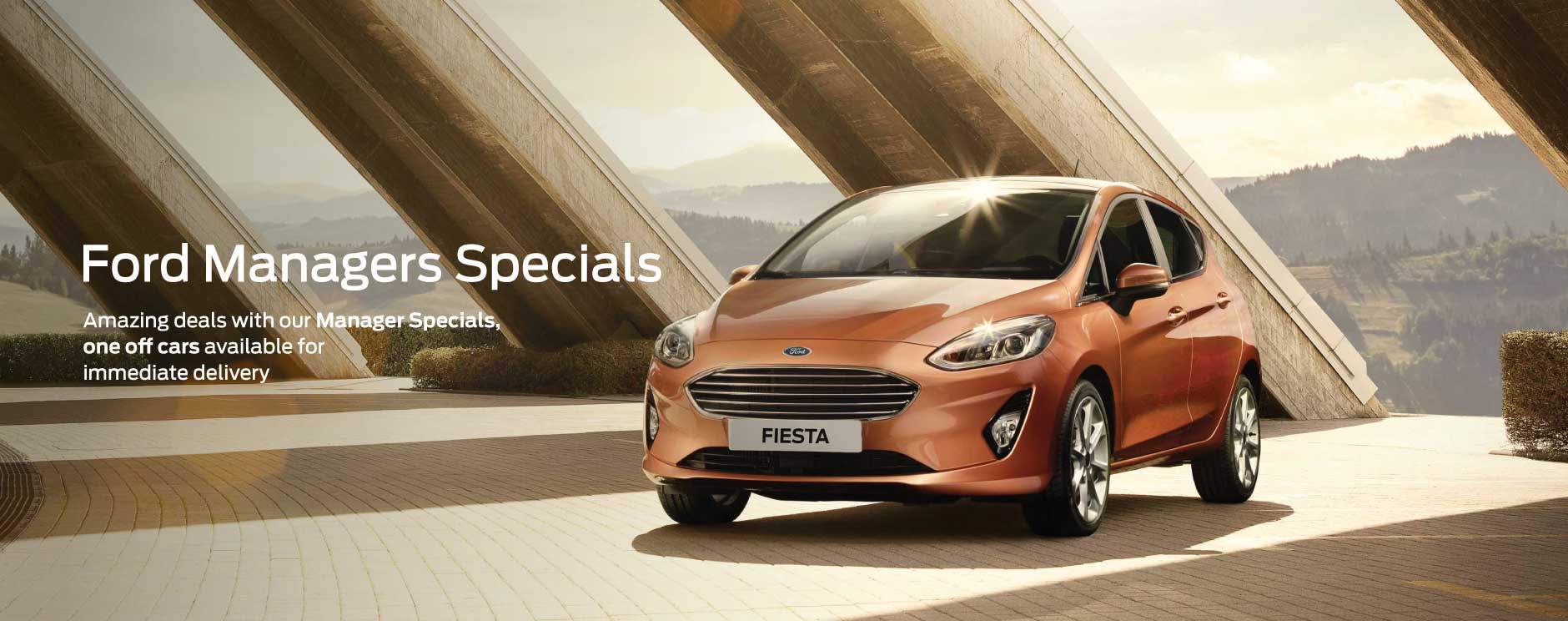Ford Special Offers