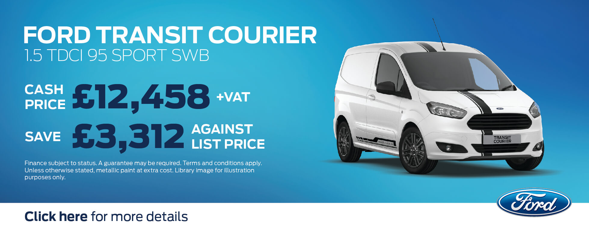 Ford Transit Courier CP
