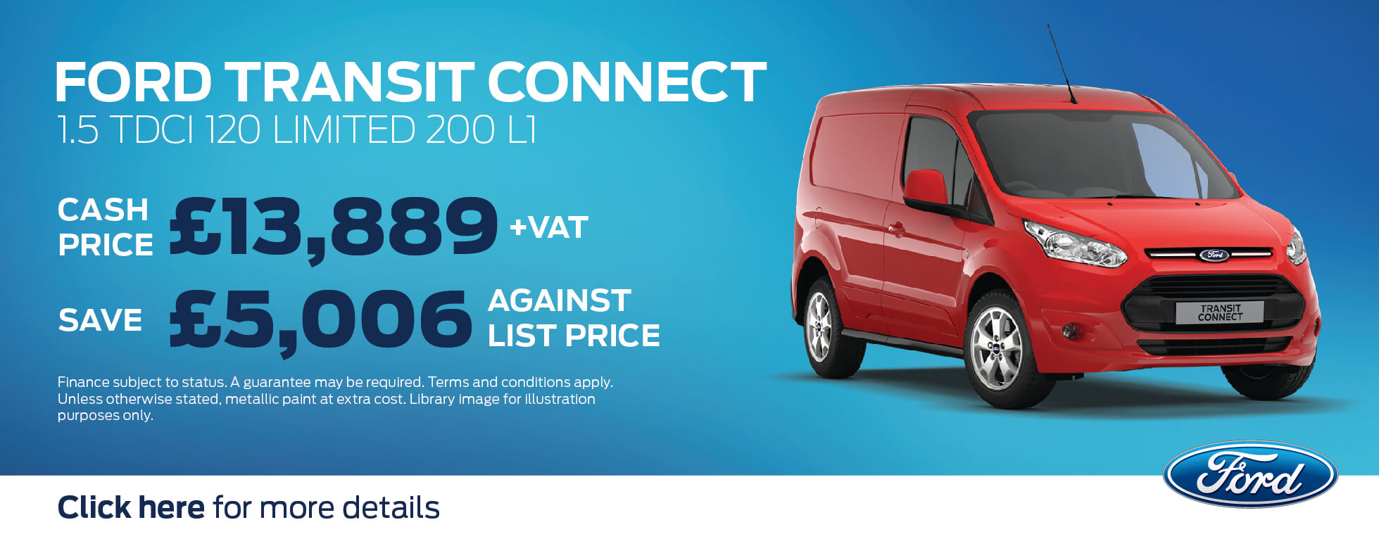 Ford Transit Connect CP