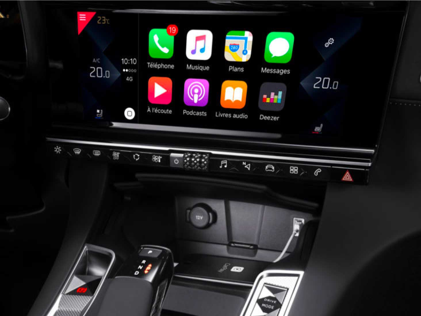 DS7 Apple Carplay