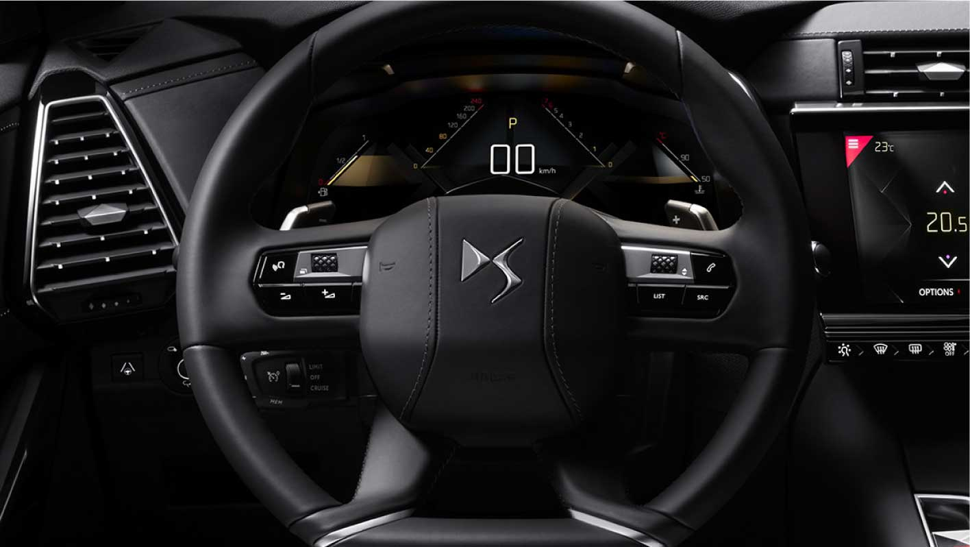 DS7 Steering Wheel