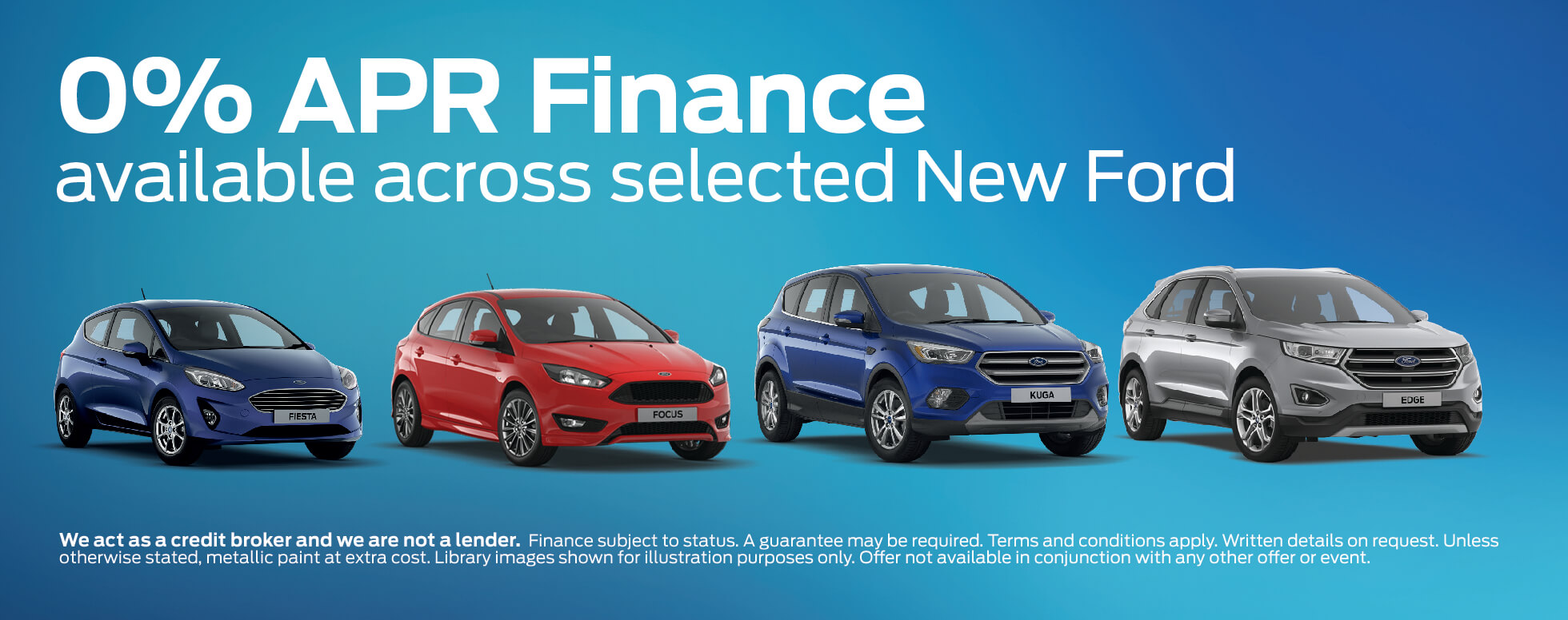 Ford 0% APR Finance BB