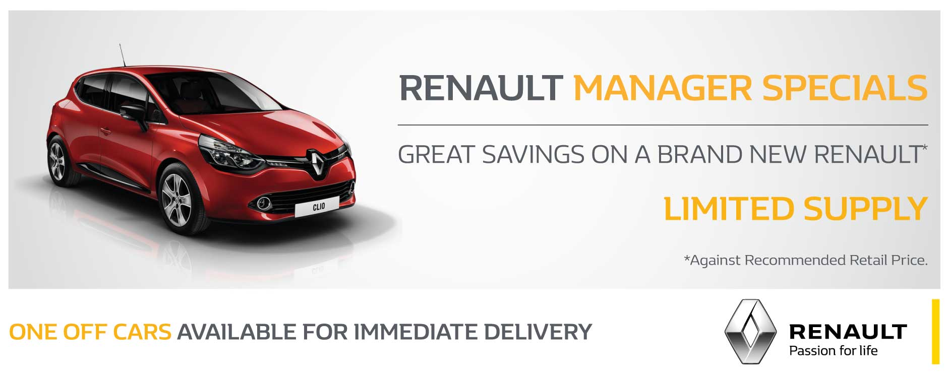 Renault Manager Specials