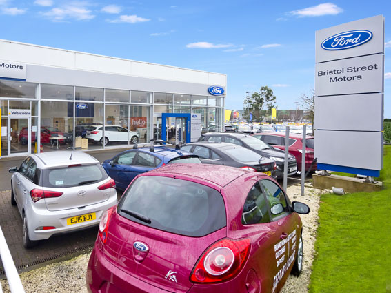 Ford Macclesfield Ford Dealers In Macclesfield Bristol