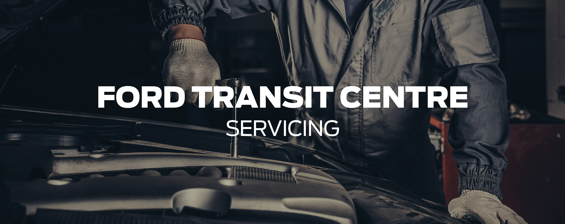 Ford Transit Centre Service