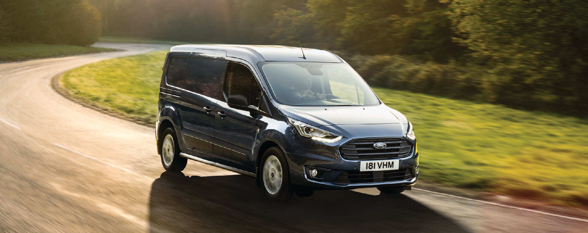 Ford Transit Connect LP Banner