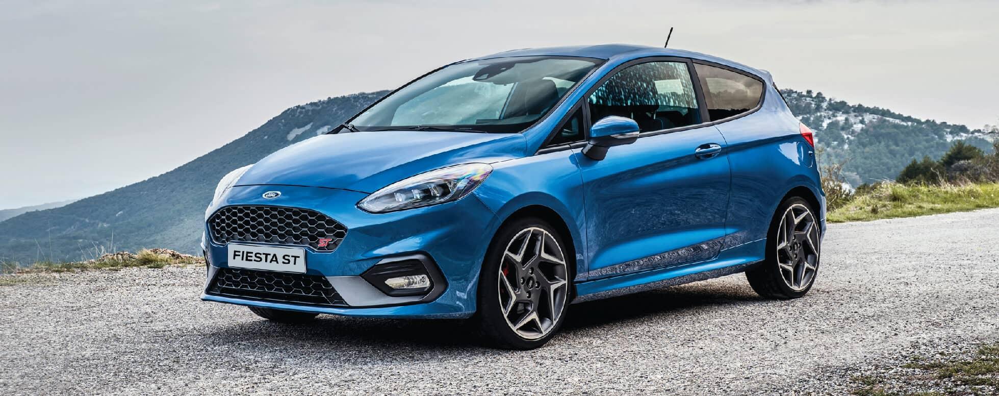 All New Ford Fiesta St Bristol Street Motors