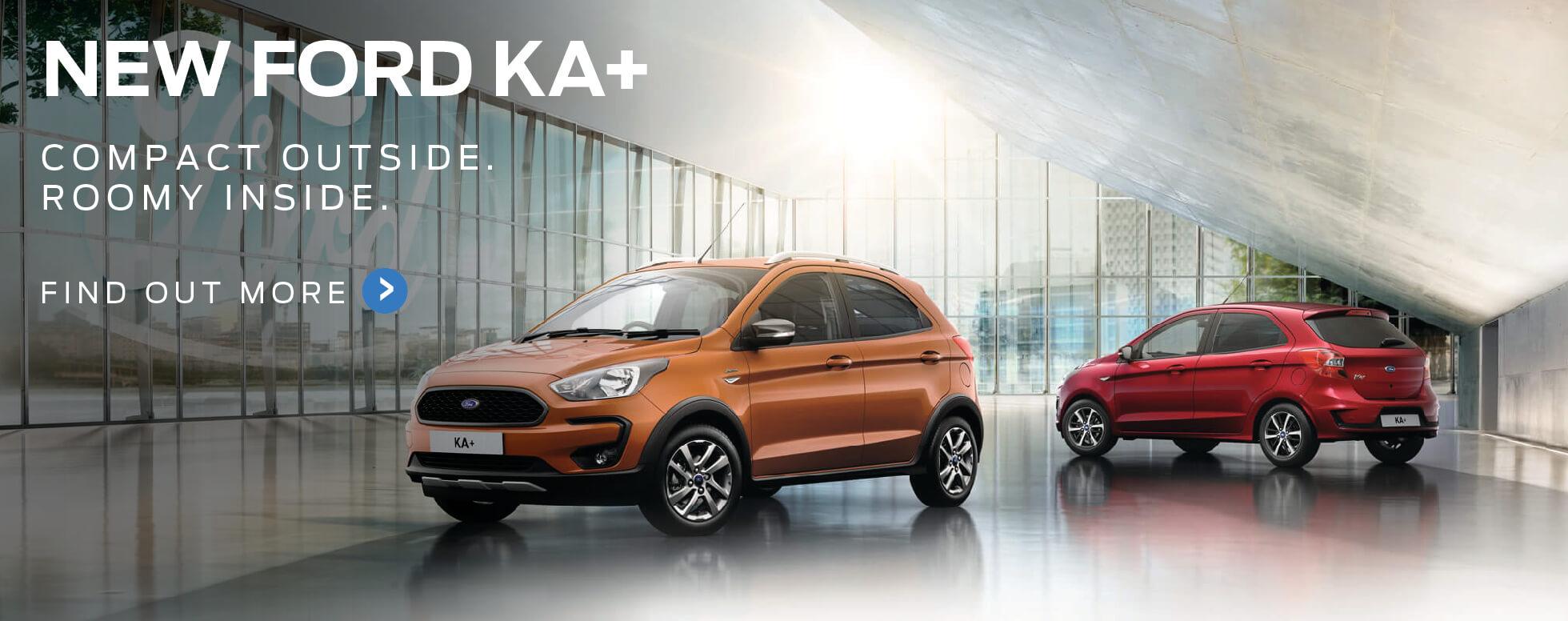 New Ford Ka Bb