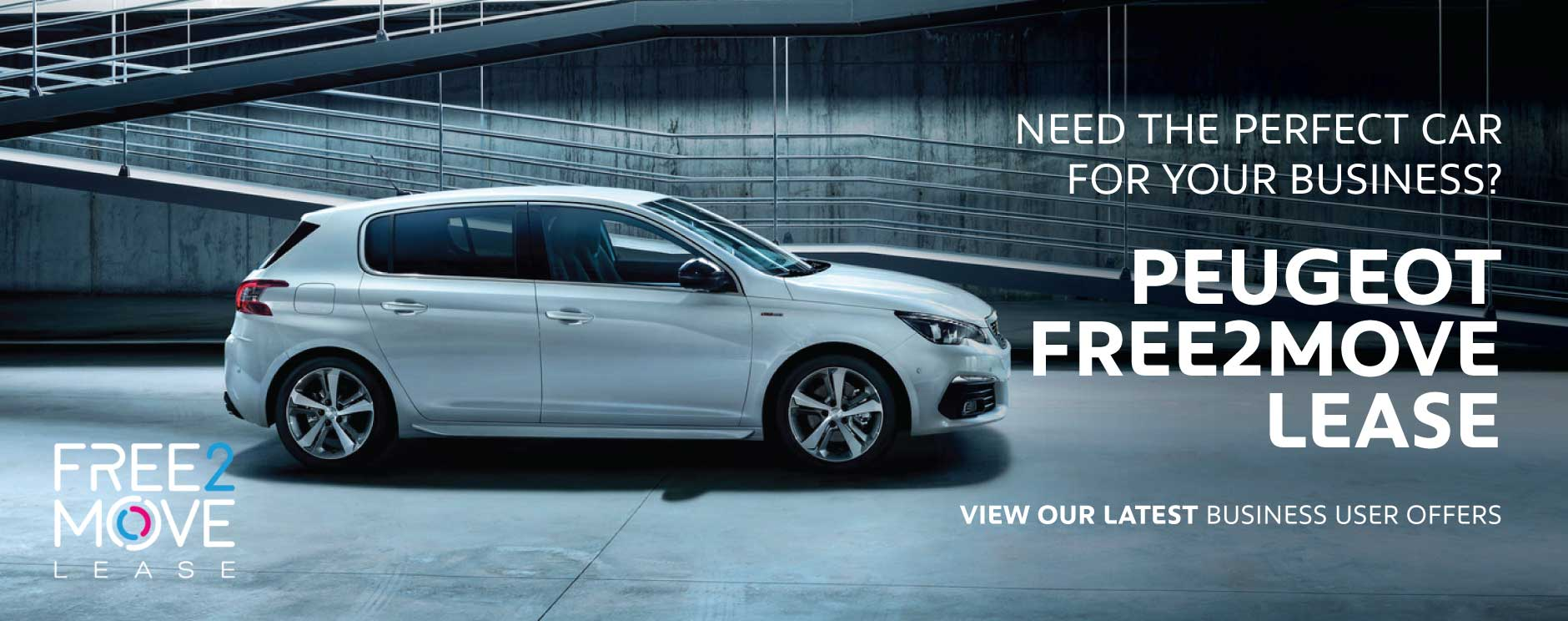 Peugeot Business Contract Hire