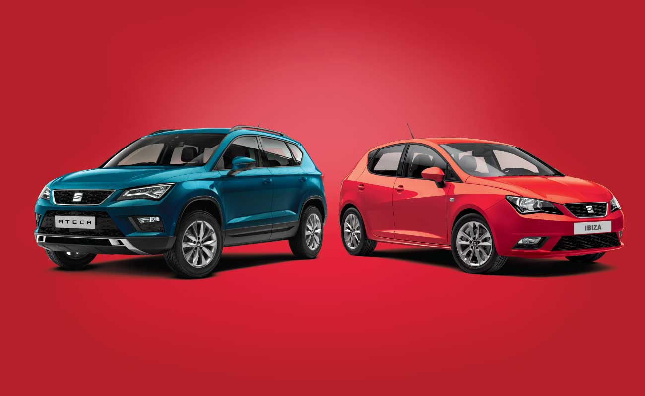 �500 Off New Car August 2018 - SEAT