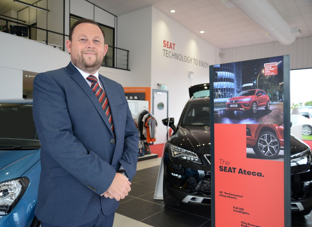 BSM Darlington SEAT open doors to new dealership