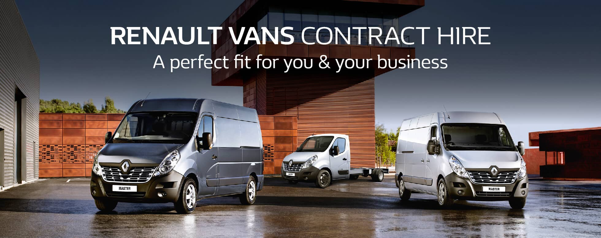 Renault Contract Hire