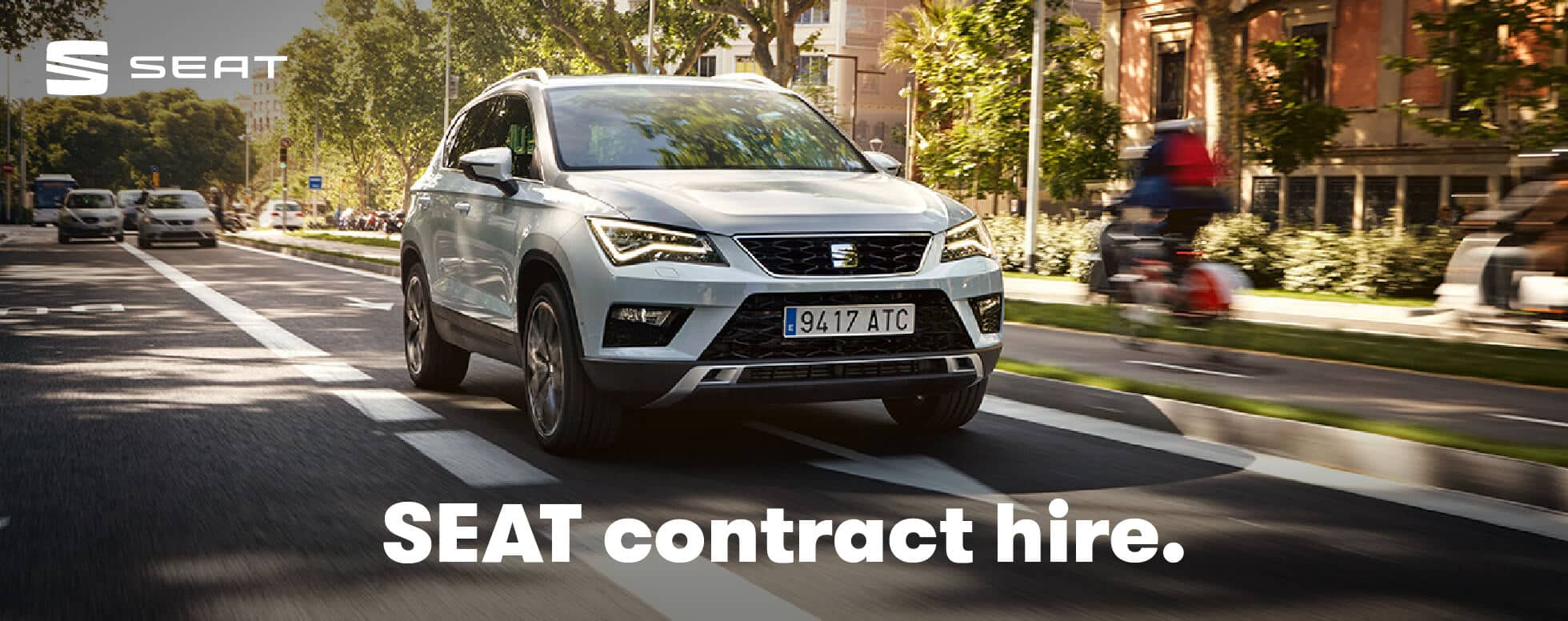SEAT Contract Hire