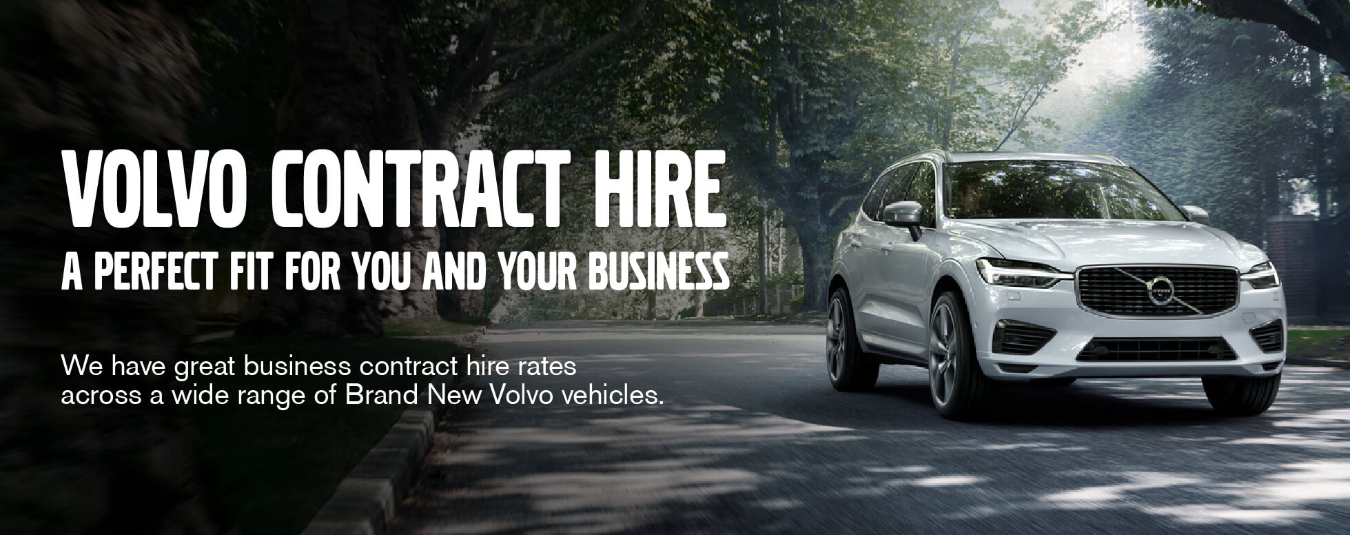Volvo Contract Hire