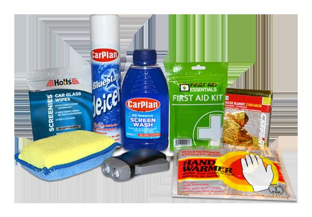 Winter Health Check Kit