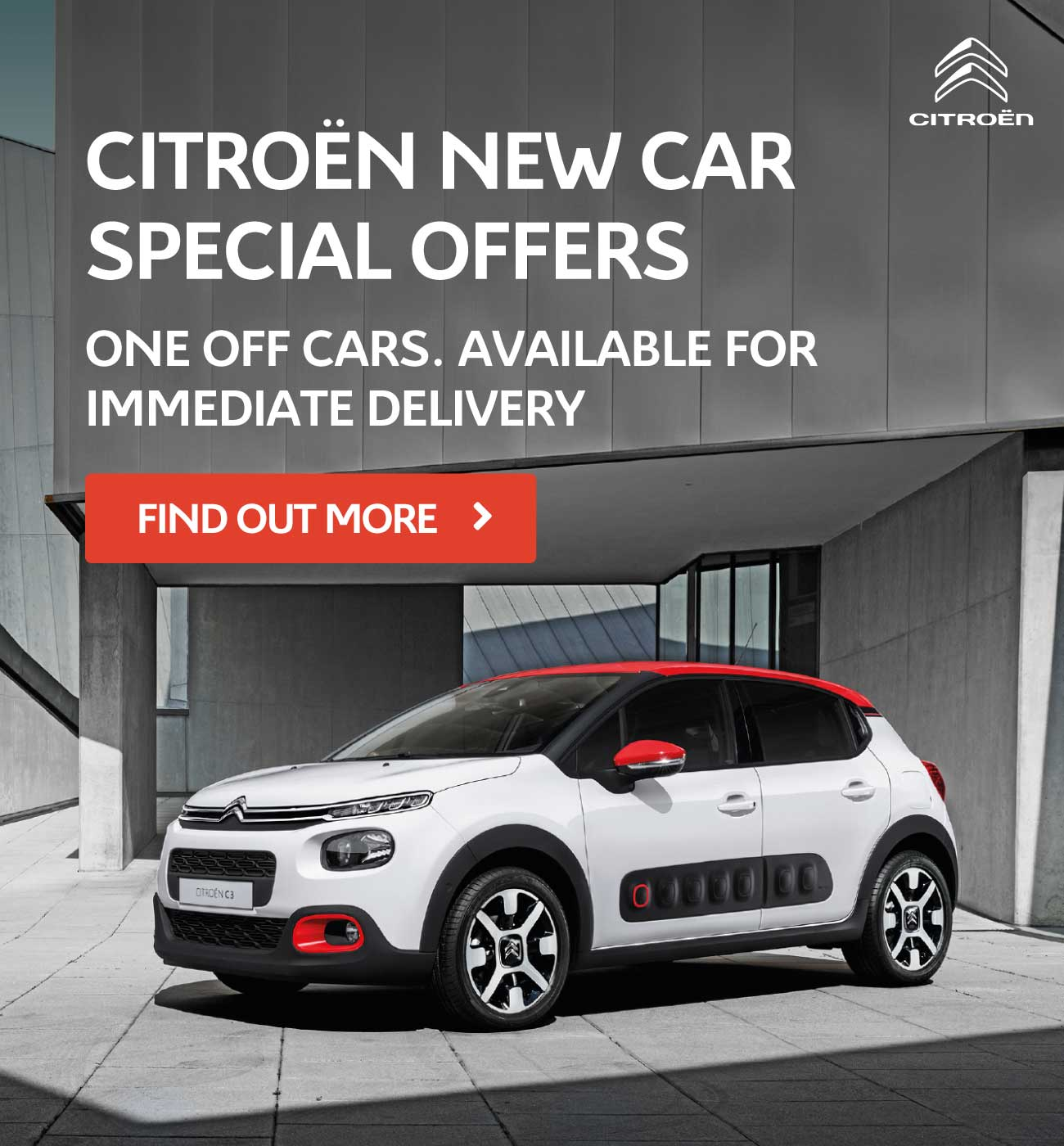 Citroen New Car Managers Specials