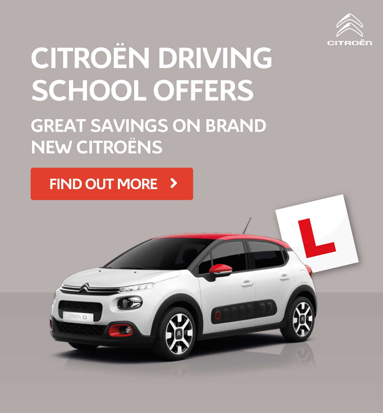 Citroen Driving School