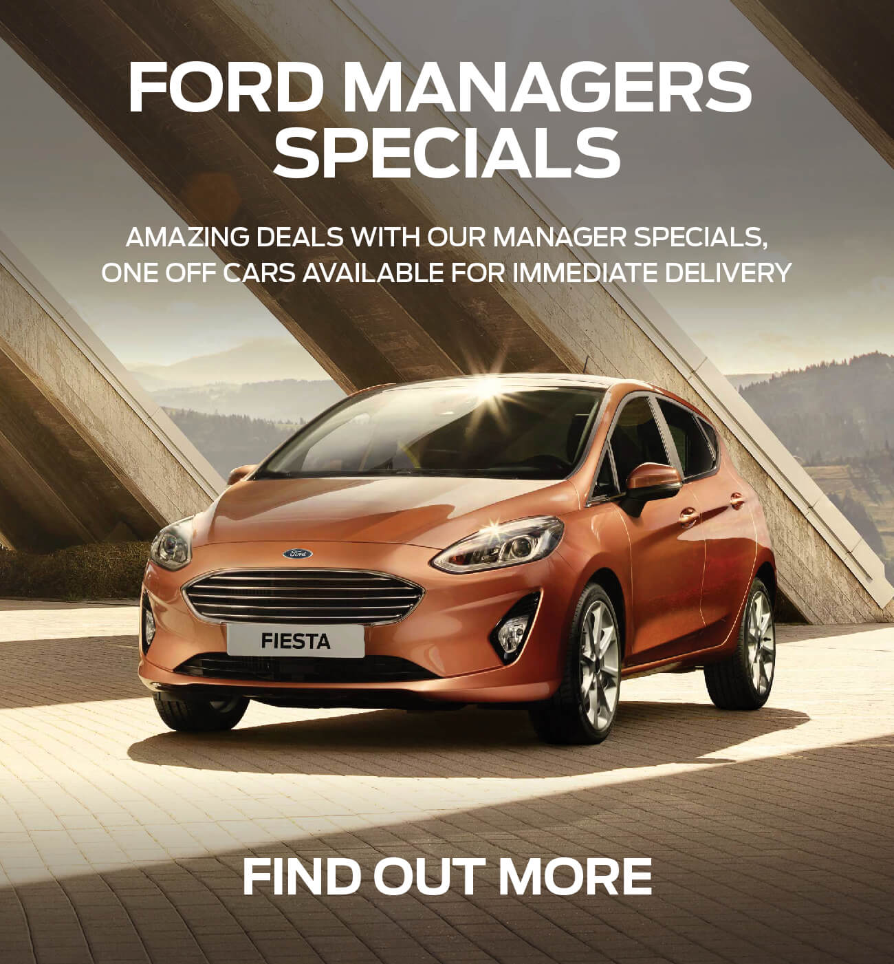 Ford Managers Specials
