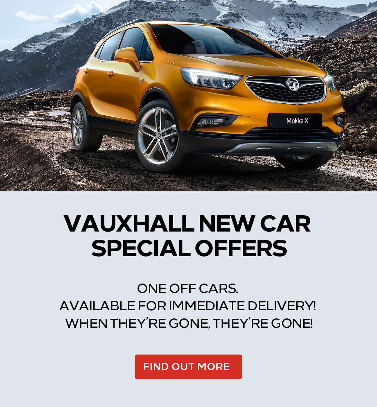 Vauxhall Manager Specials BB