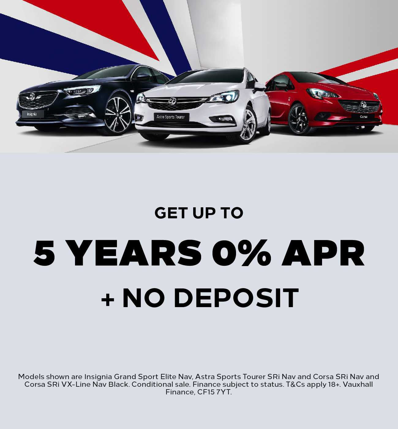 Vauxhall 5 year 0% BB