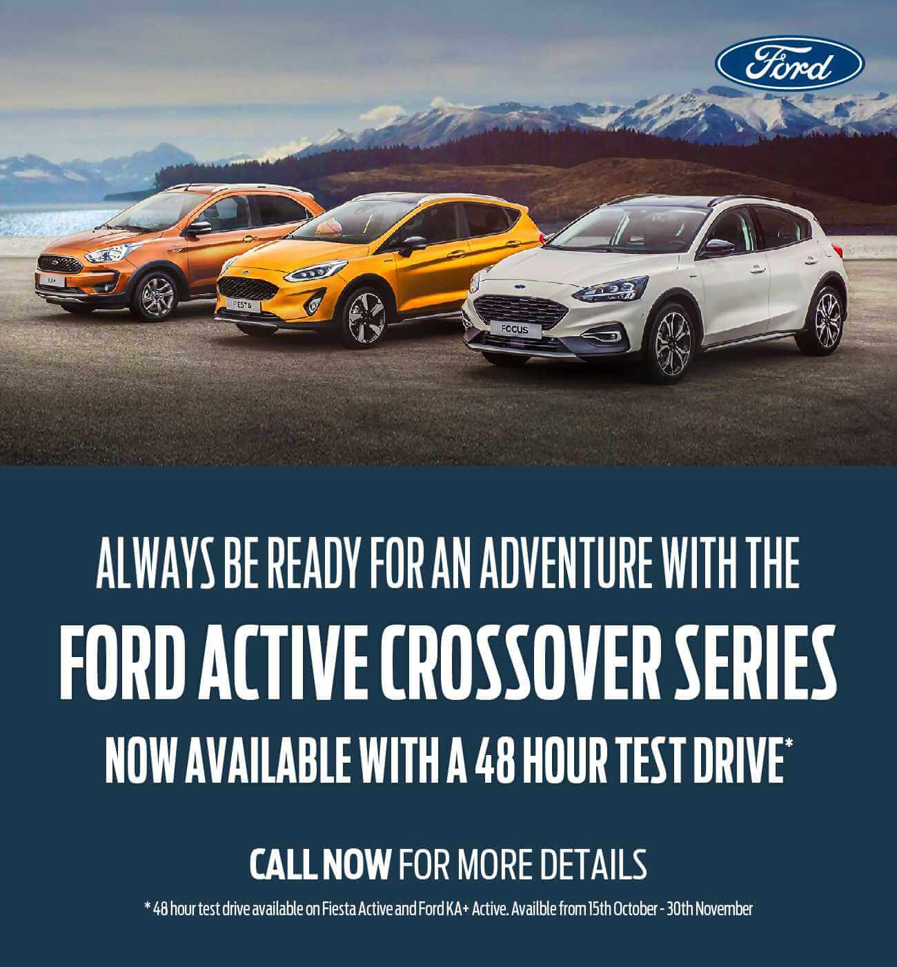 Ford Active Crossover