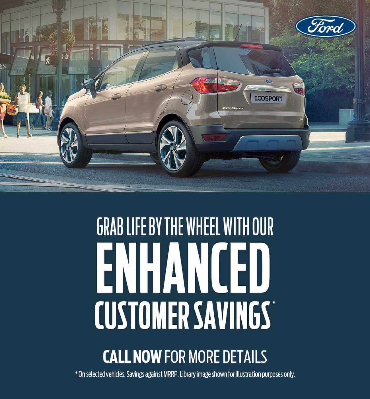 Ford Enhanced Savings
