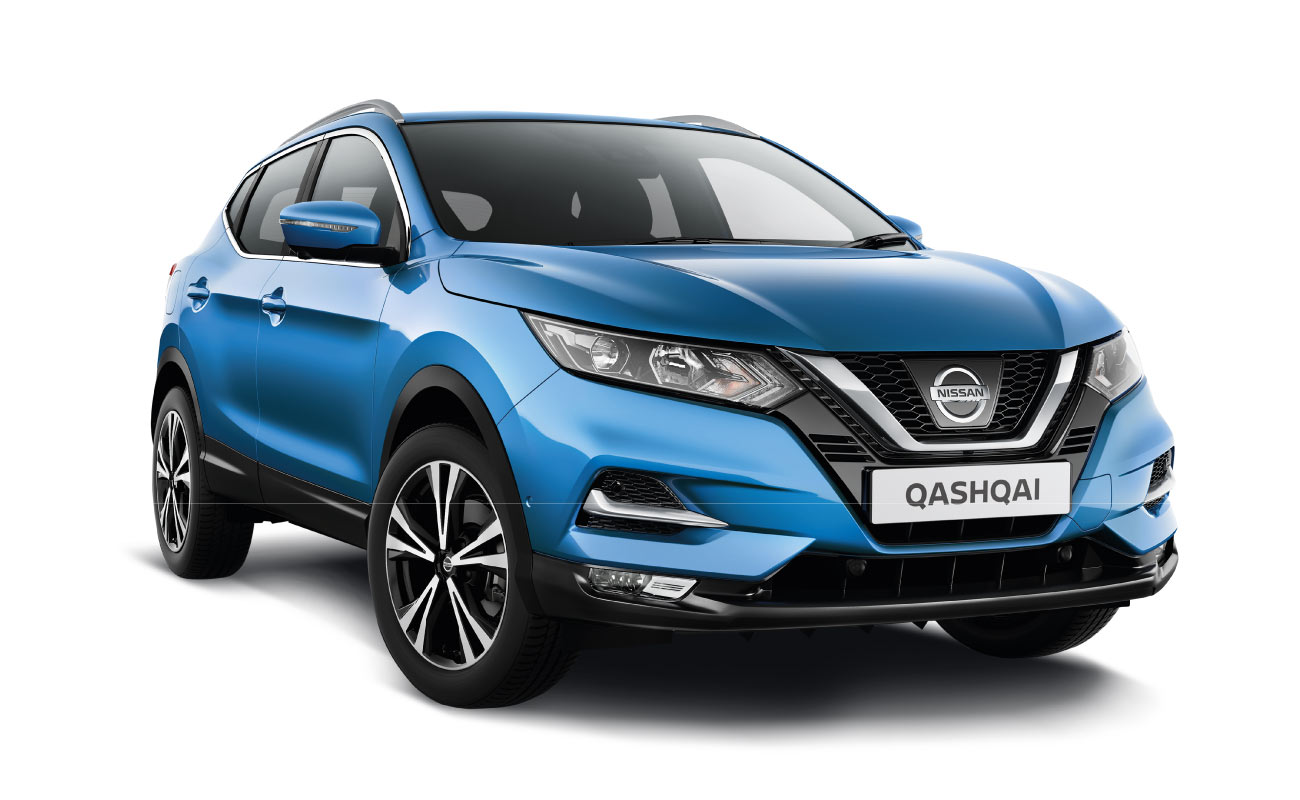 Nissan Qashqai 18 Reg Used N-Connecta 241018
