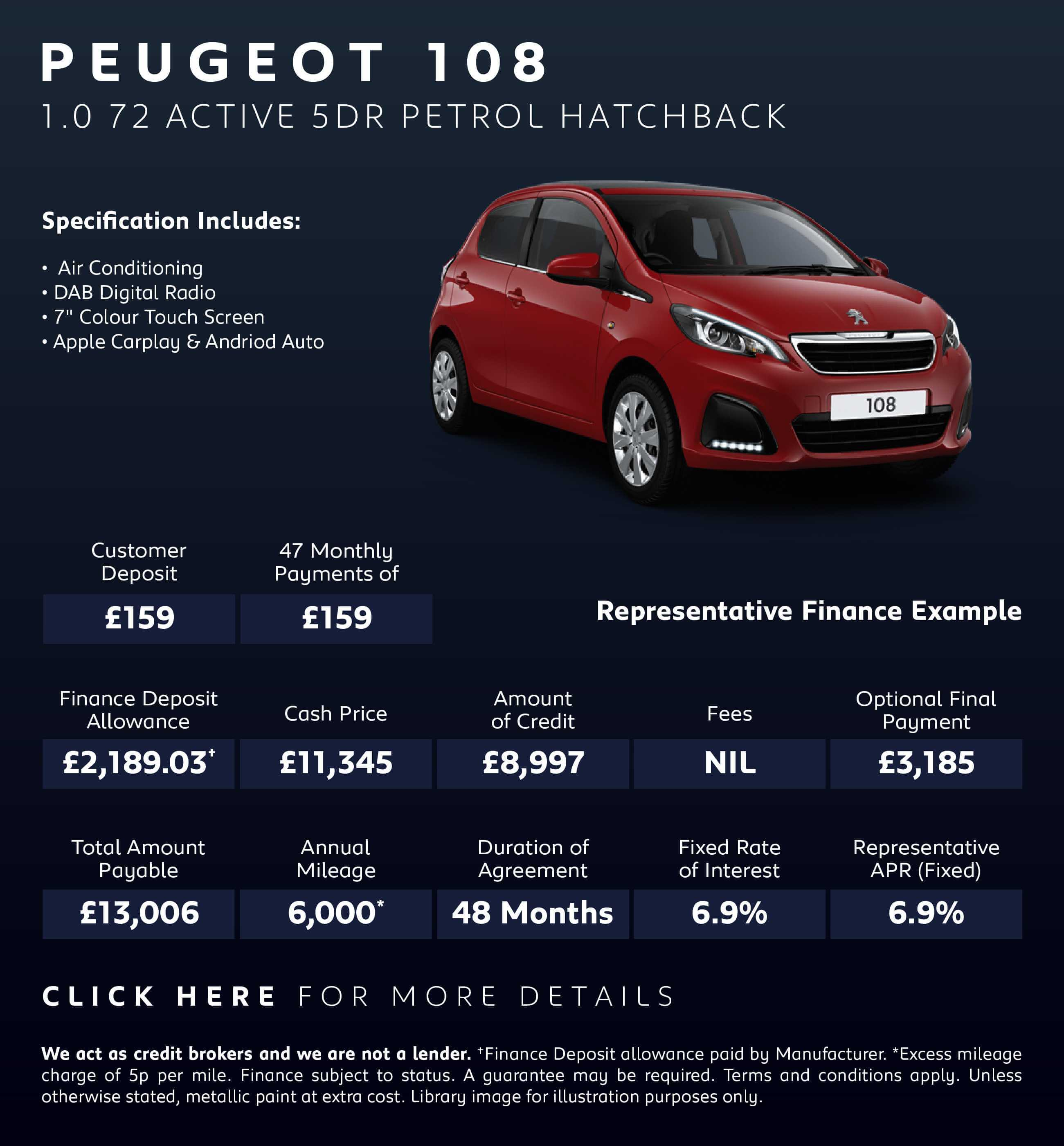 Peugeot Dealers In Harlow