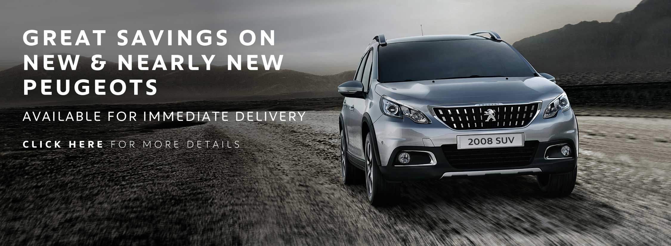 Peugeot Manager Specials Offers