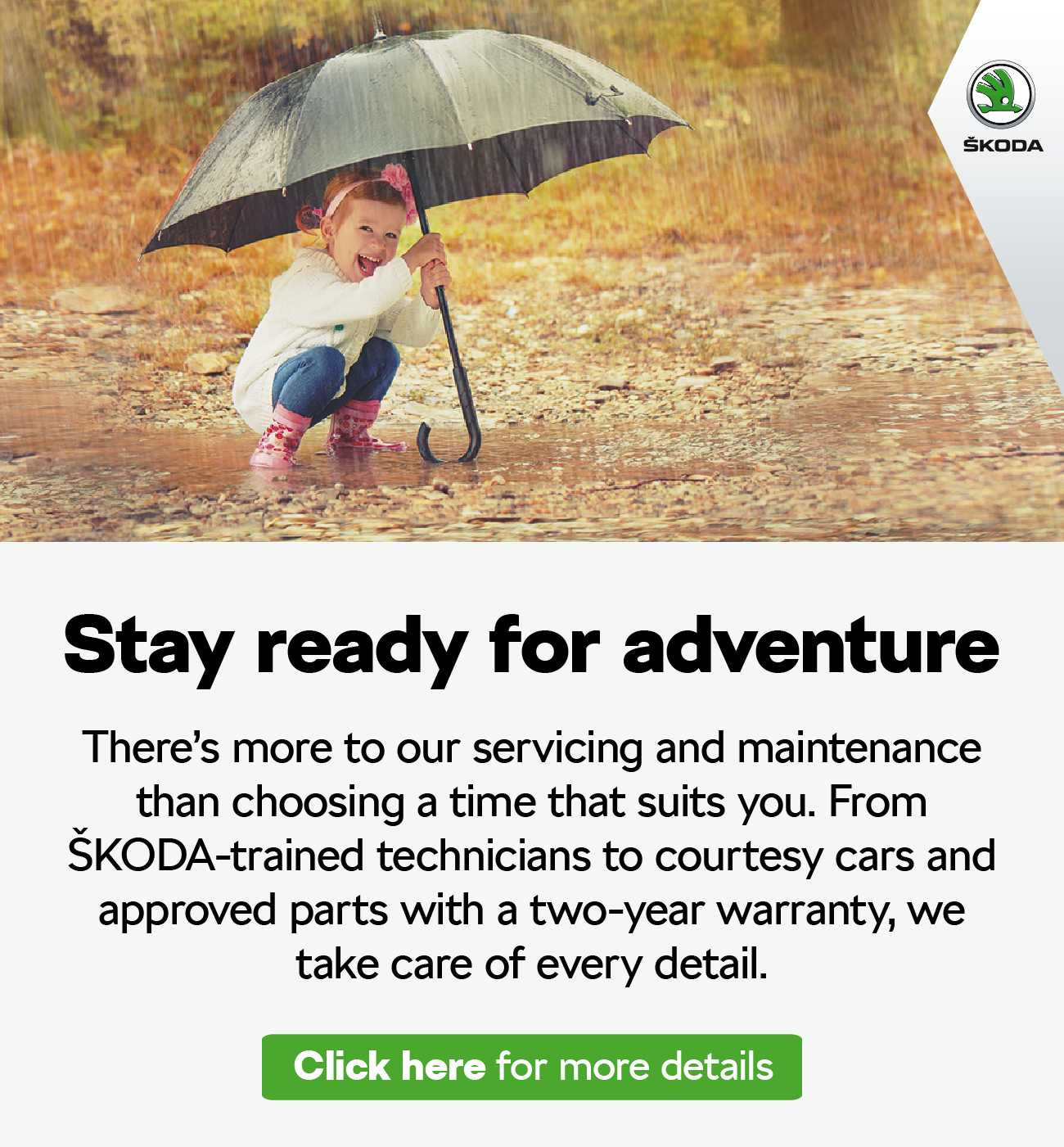 SKODA Aftersales Services