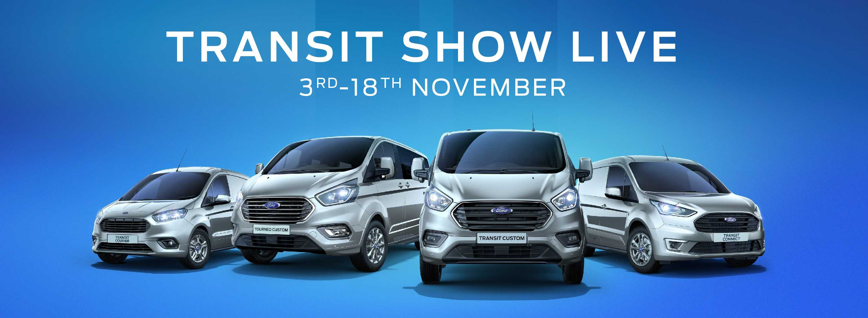 Ford Transit Show Live