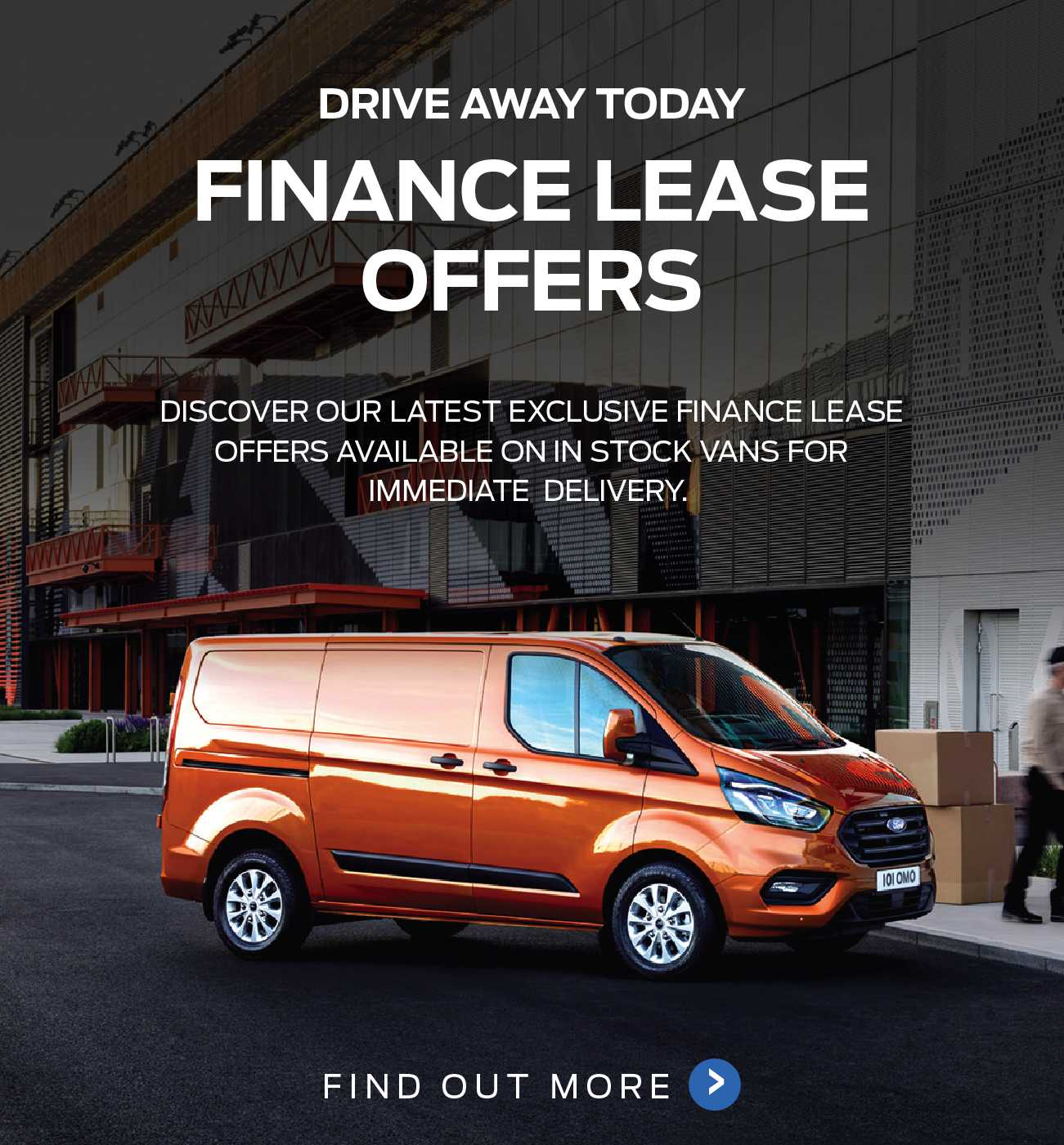 ford Drive Away Today - Finance offers