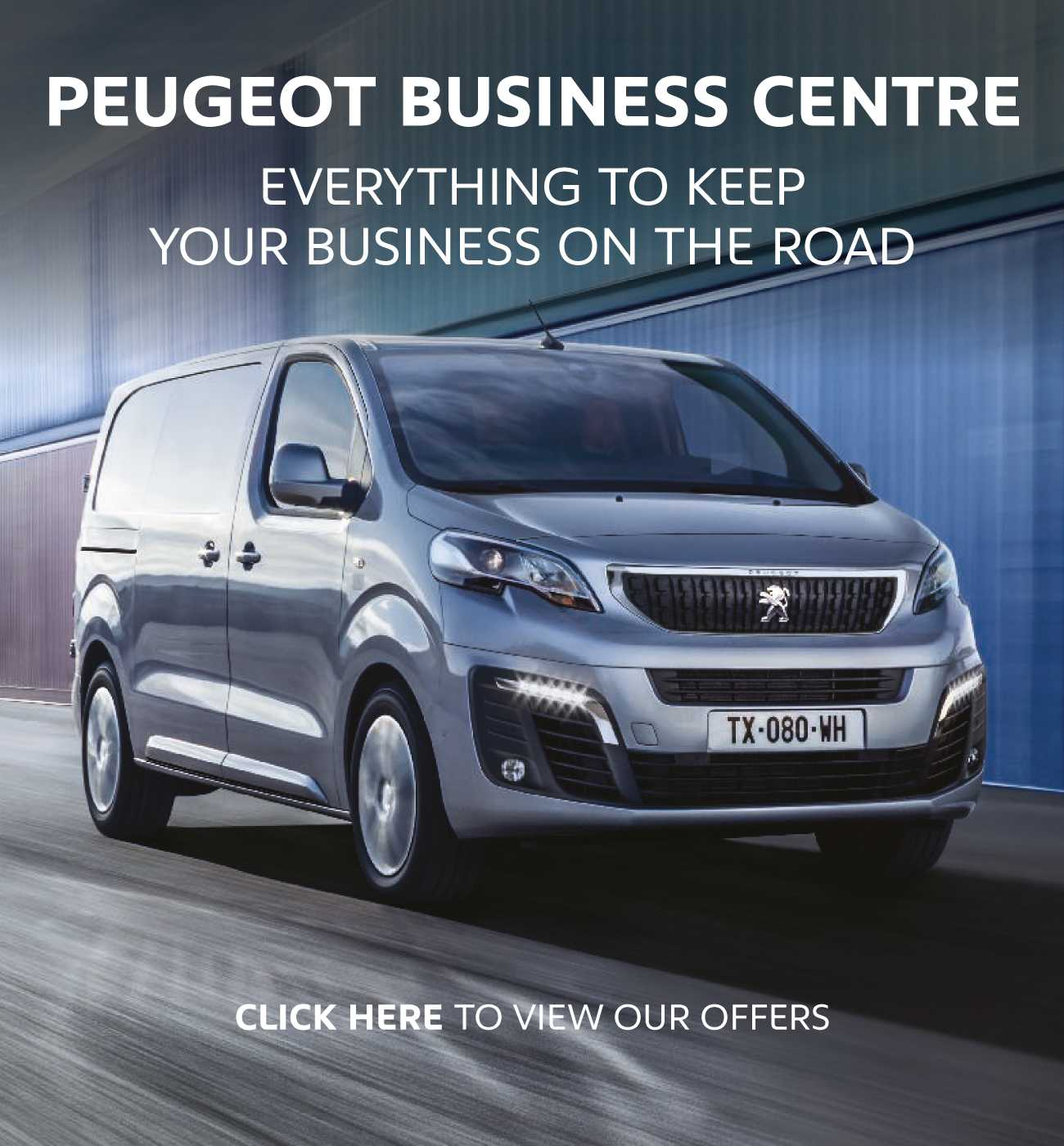 Peugeot Business Centre BB