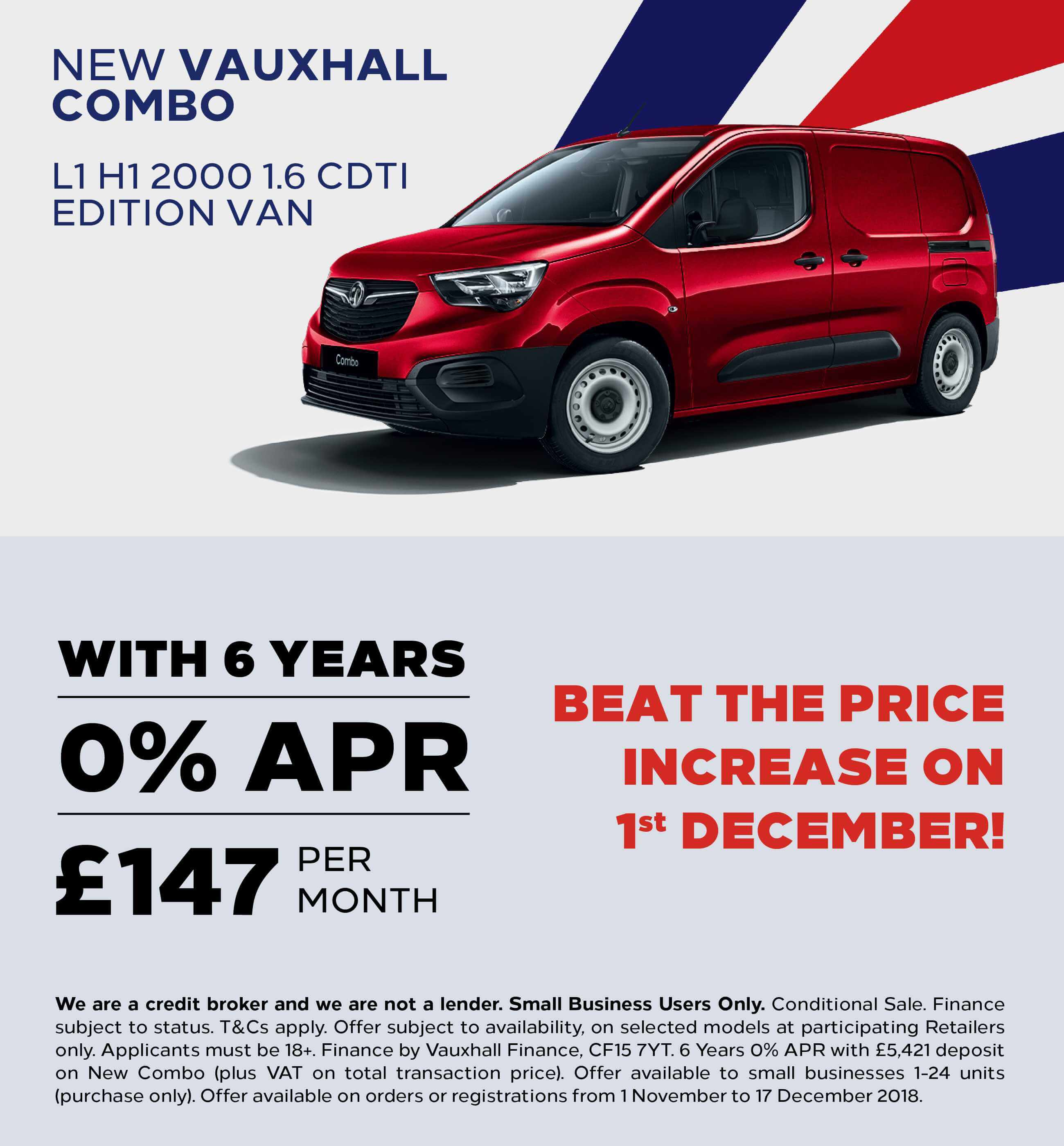 050f873e12 New Vauxhall Combo Vans for Sale