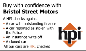 All our used cars are HPi checked