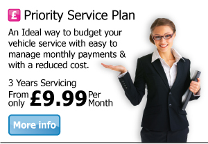 Advert: Priority Service Plan