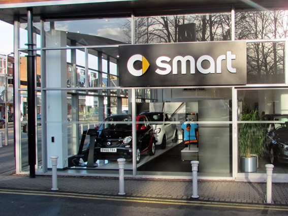 smart at Mercedes-Benz of Beaconsfield
