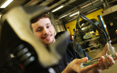 Cheltenham Ford technician named �Apprentice of the Year�