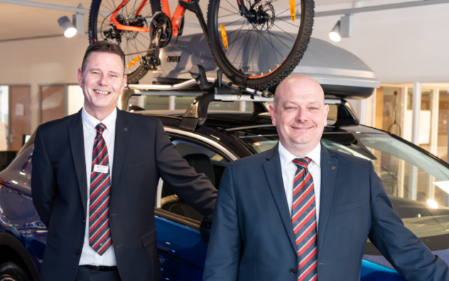 BSM Carlisle Vauxhall welcomes two senior managers
