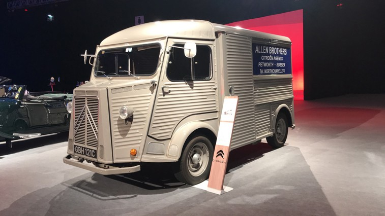 Citroen kicks off their centenary celebrations in style!