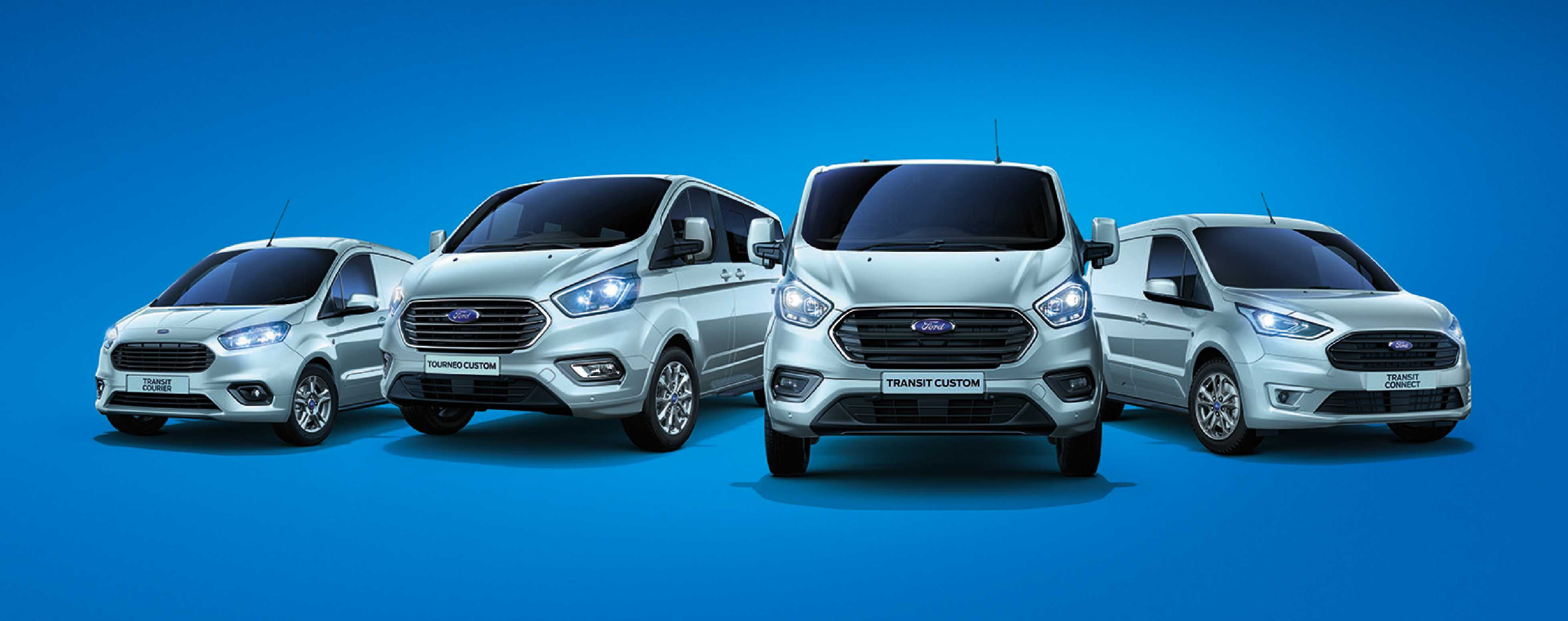 Ford Business Contract Hire