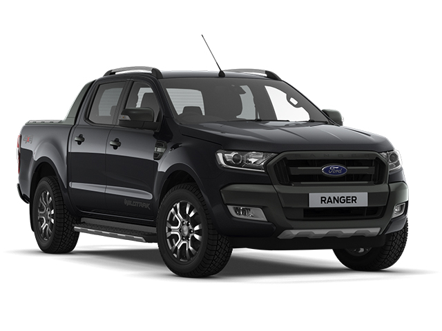 Ford Ranger Diesel Pick Up Double Cab