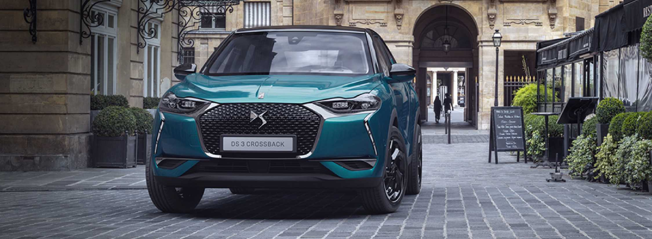 DS 3 CROSSBACK BB